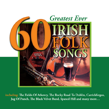 Various Artists - 60 Greatest Ever Irish Folk Songs.jpg