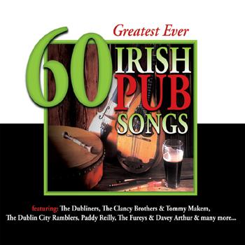 Various Artists - 60 Greatest Ever Irish Pub Songs.jpg