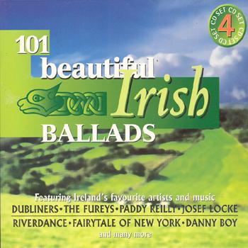 Various Artists - 101 Beautiful Irish Ballads.jpg