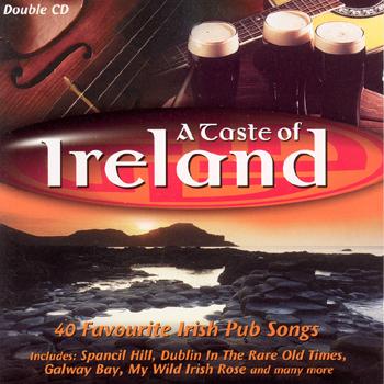 Various Artists - A Taste of Ireland.jpg