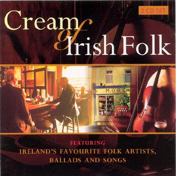 Various Artists - Cream of Irish Folk.jpg