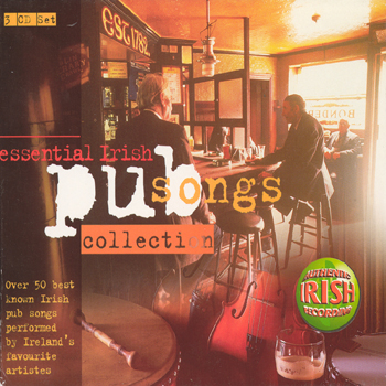 Various Artists - Essential Irish Pub Songs Collection.jpg