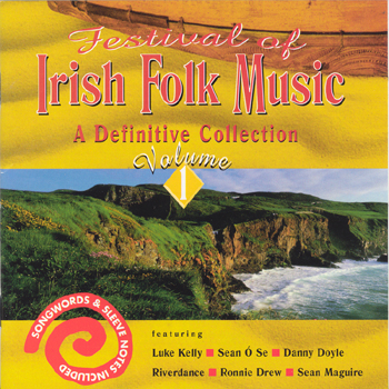 Various Artists - Festival of Irish Folk Music Vol. 1.jpg
