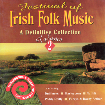 Various Artists - Festival of Irish Folk Music Vol. 2.jpg