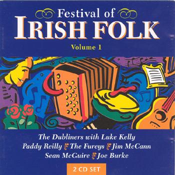 Various Artists - Festival of Irish Folk Vol. 1.jpg