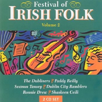 Various Artists - Festival of Irish Folk Vol. 2.jpg