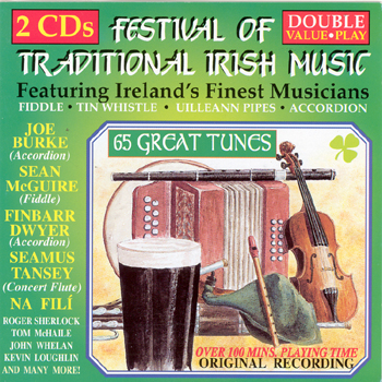 Various Artists - Festival of Traditional Irish Music.jpg