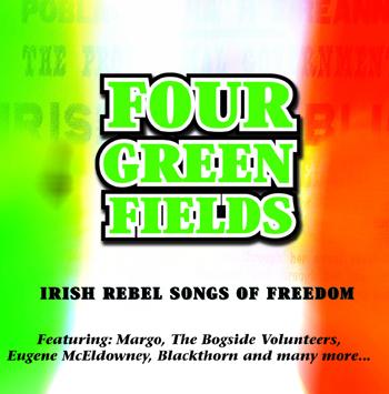 Various Artists - Four Green Fields.jpg