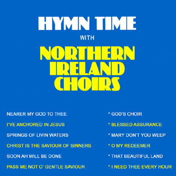 Various Artists - Hymn Time With Northern Ireland Choirs.jpg