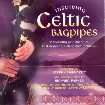Stephen Megarity - Inspiring Celtic Bagpipes Vol. 1.jpg