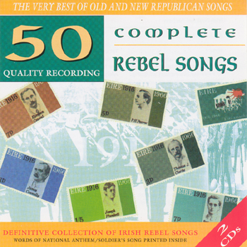 The Fighting Men From Crossmaglen - 50 Complete Rebel Songs.jpg