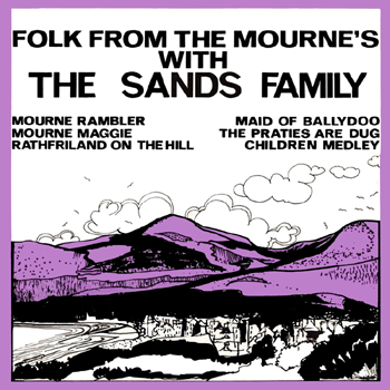 The Sands Family - Folk From the Mournes.jpg