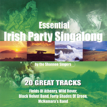 The Shannon Singers - Essential Irish Party Singalong.jpg