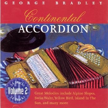 George Bradley - Continental Accordion Vol. 2.jpg
