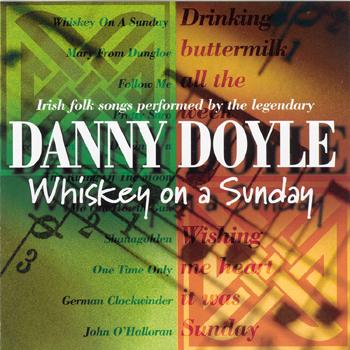 Danny Doyle - Whiskey On a Sunday.jpg