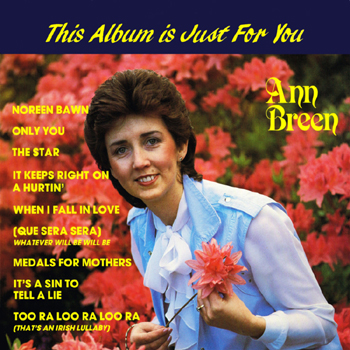 Ann Breen - This Album Is Just for You.jpg