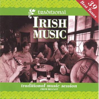 Alan McCartney & Paul Bradley & Jason O'Rourke & Brendan O'Hare & Ray Gallen - Traditional Irish Music from Belfast.jpg