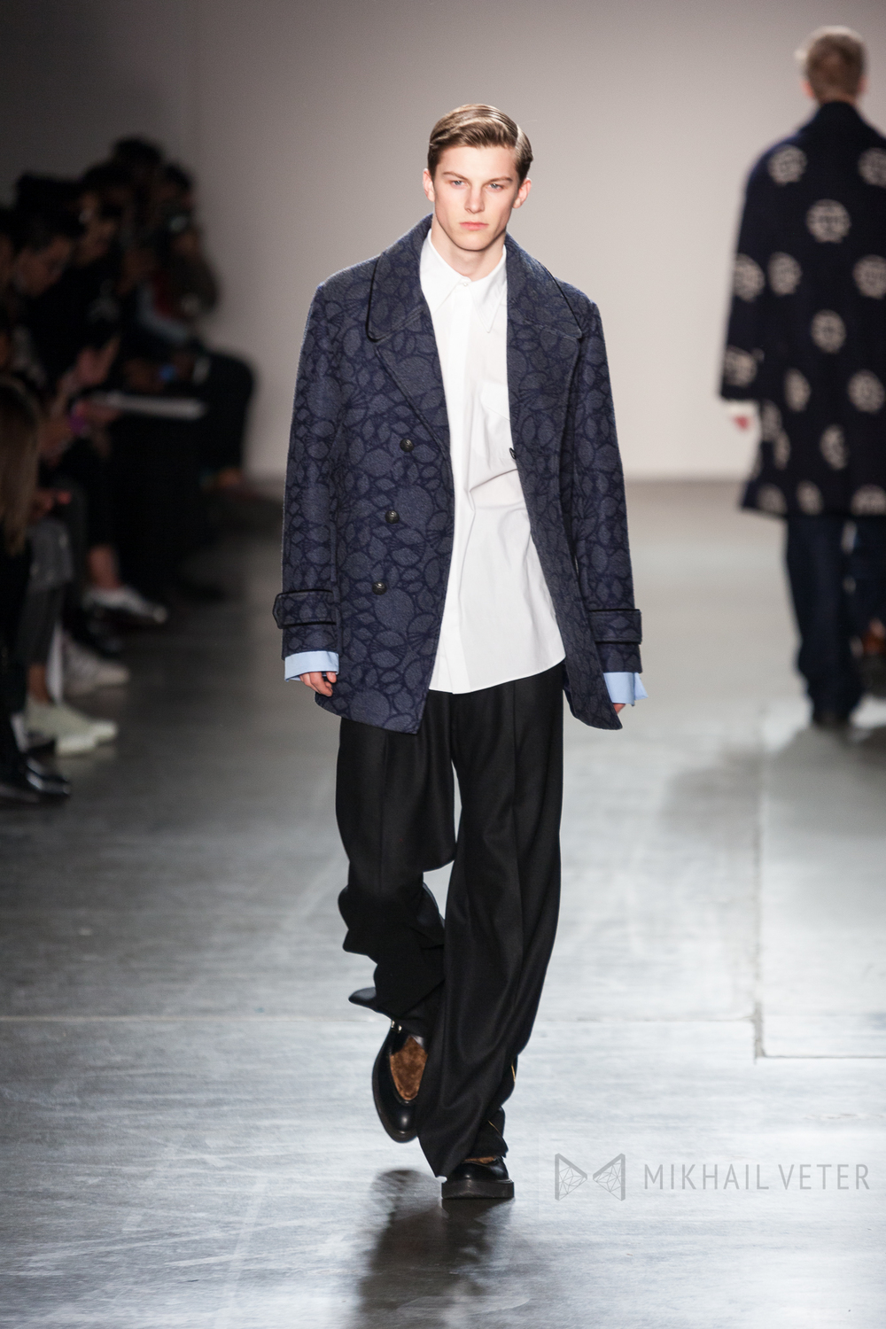 Ordinary people | New York Fashion Week Men's Fall 2016