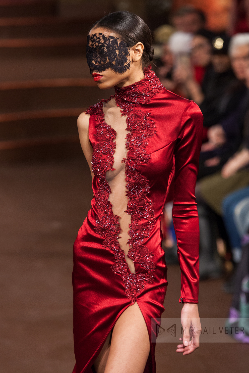 Walter Mendez | Art Hearts Fashion NYFW Fall 2016