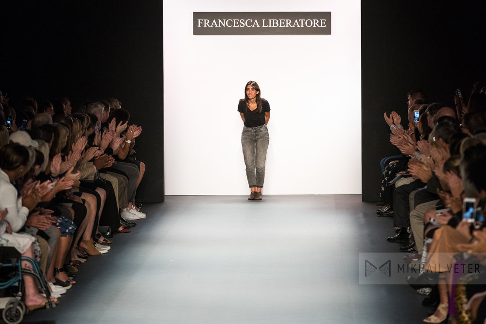 Francesca Liberatore | New York Fashion Week Spring 2017