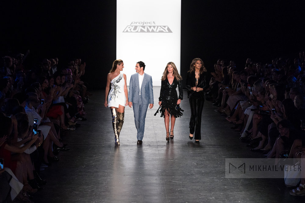 Project Runway | New York Fashion Week Spring 2017