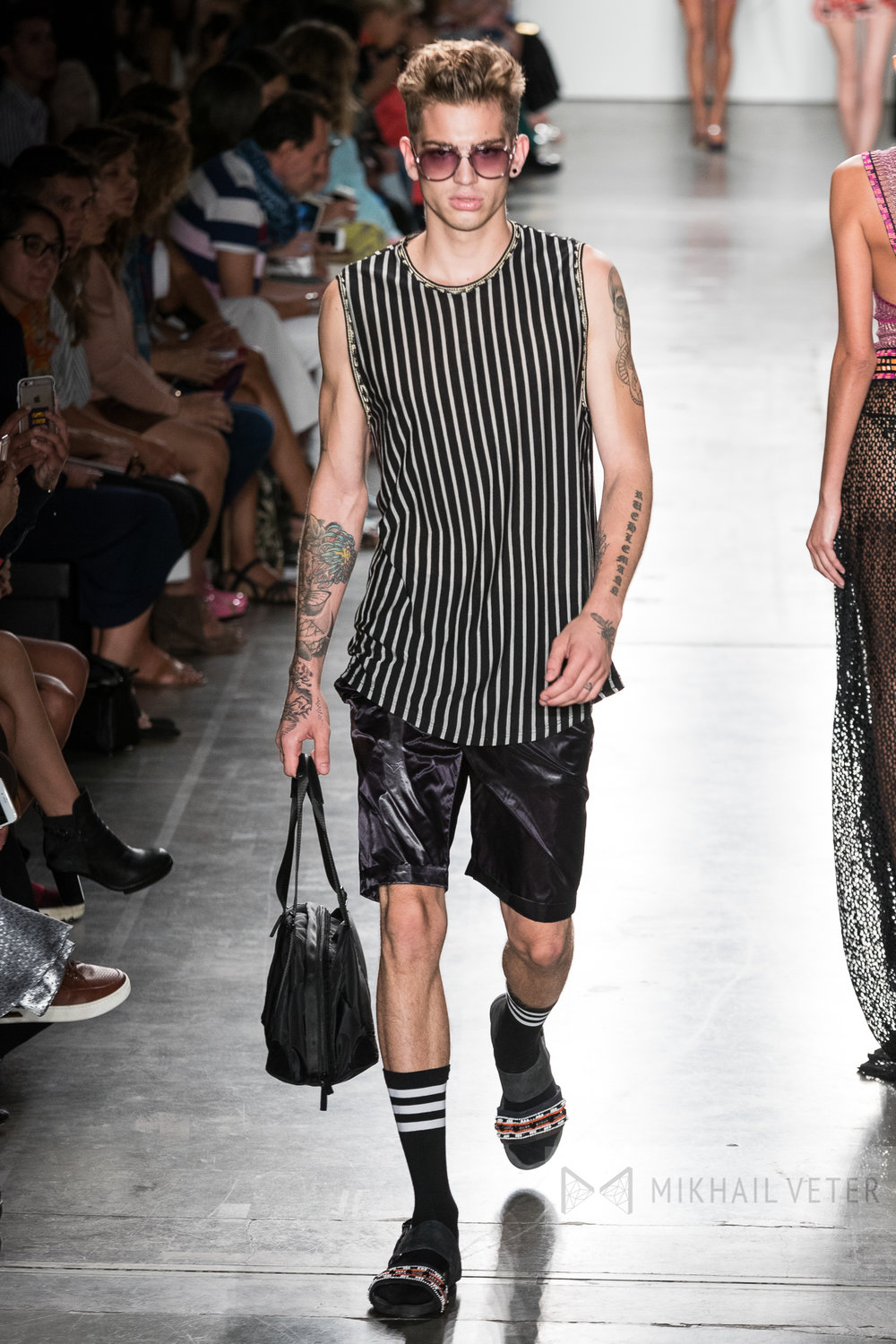 Custo Barcelona | New York Fashion Week Spring 2017