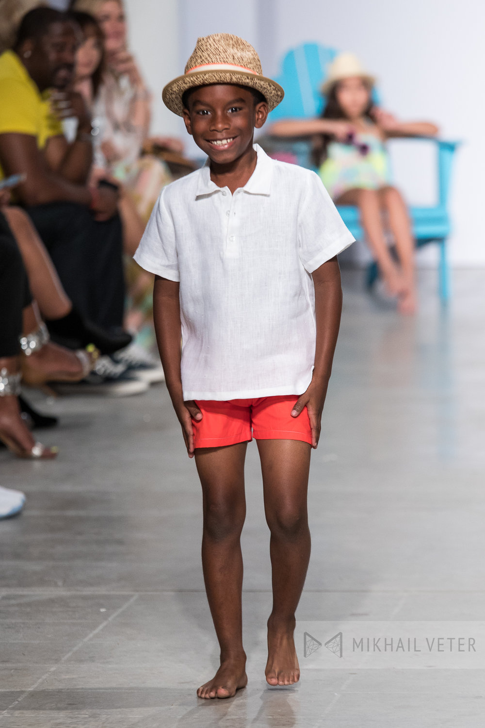Retromarine | Kids Fashion Week 2016