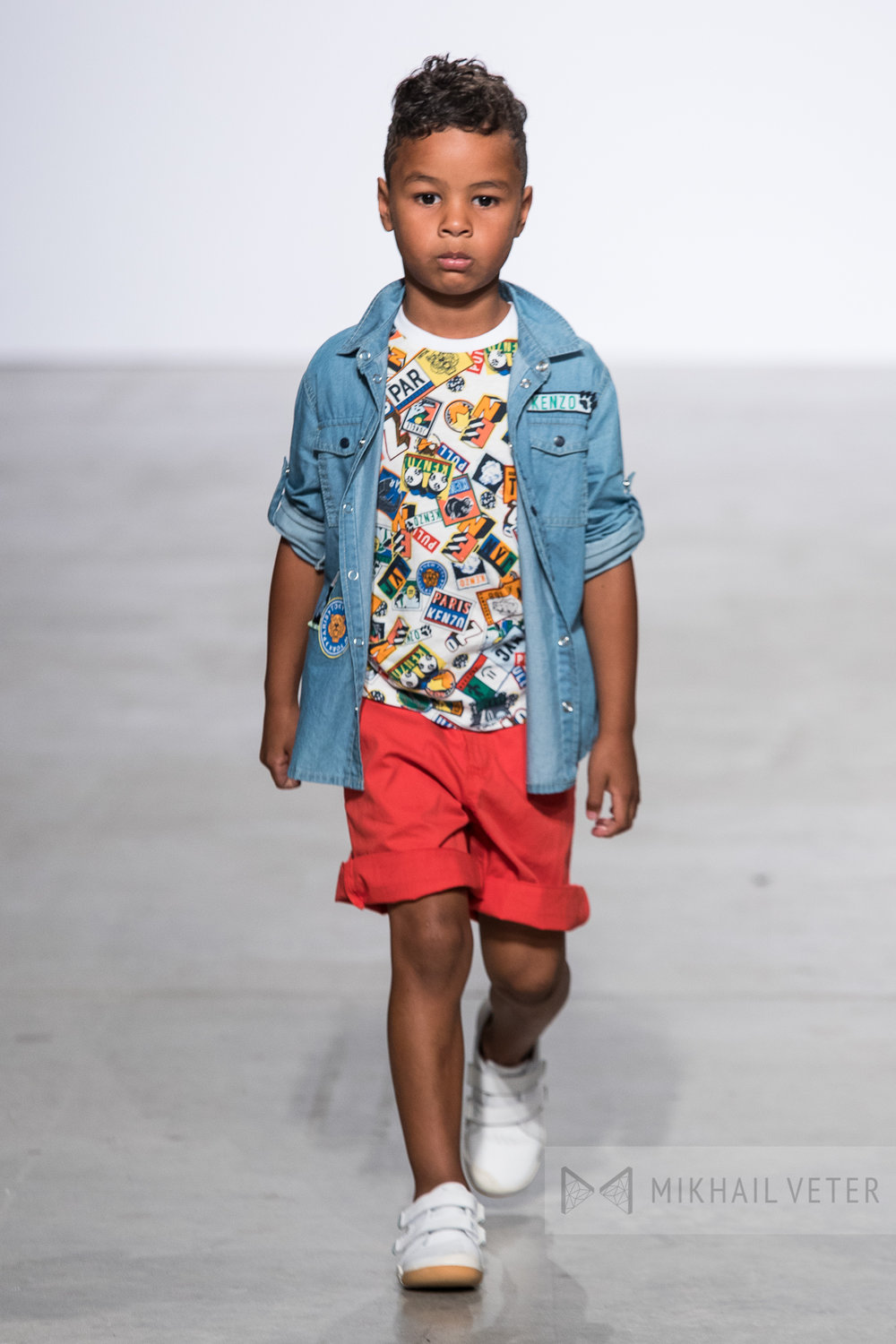 Kenzo | Kids Fashion Week 2016