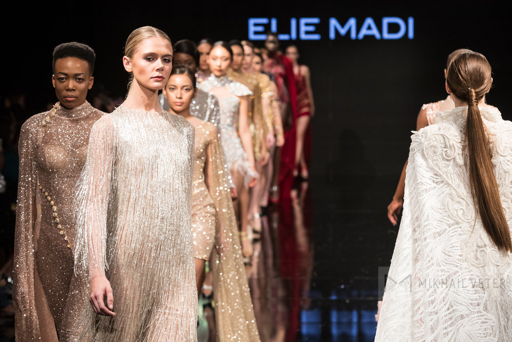 Elie Madi | Art Hearts Fashion LAFW March 2017