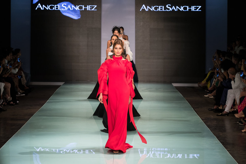 Angel Sanchez | Miami Fashion Week 2017