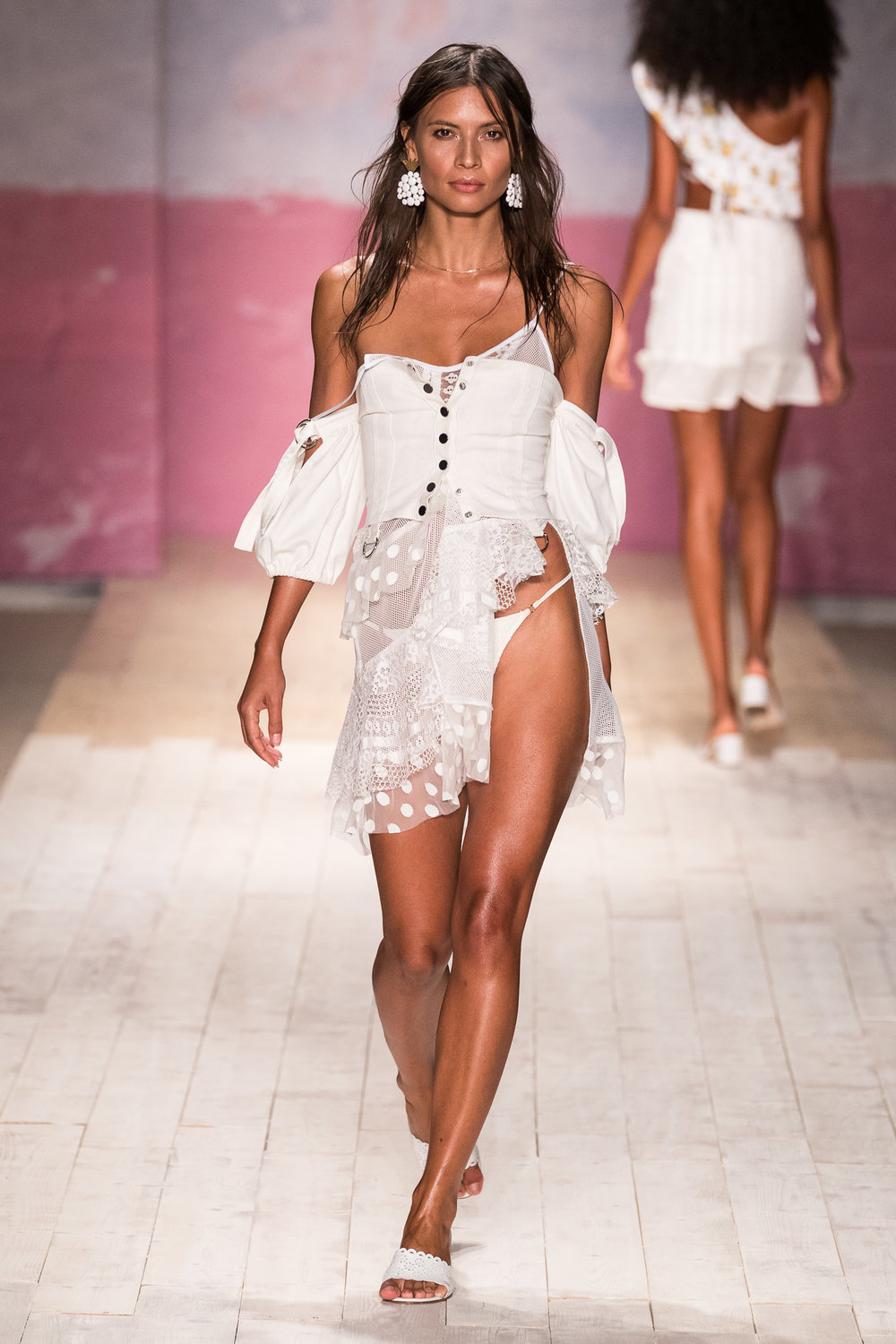 For Love & Lemons | Miami Swim Week 2017
