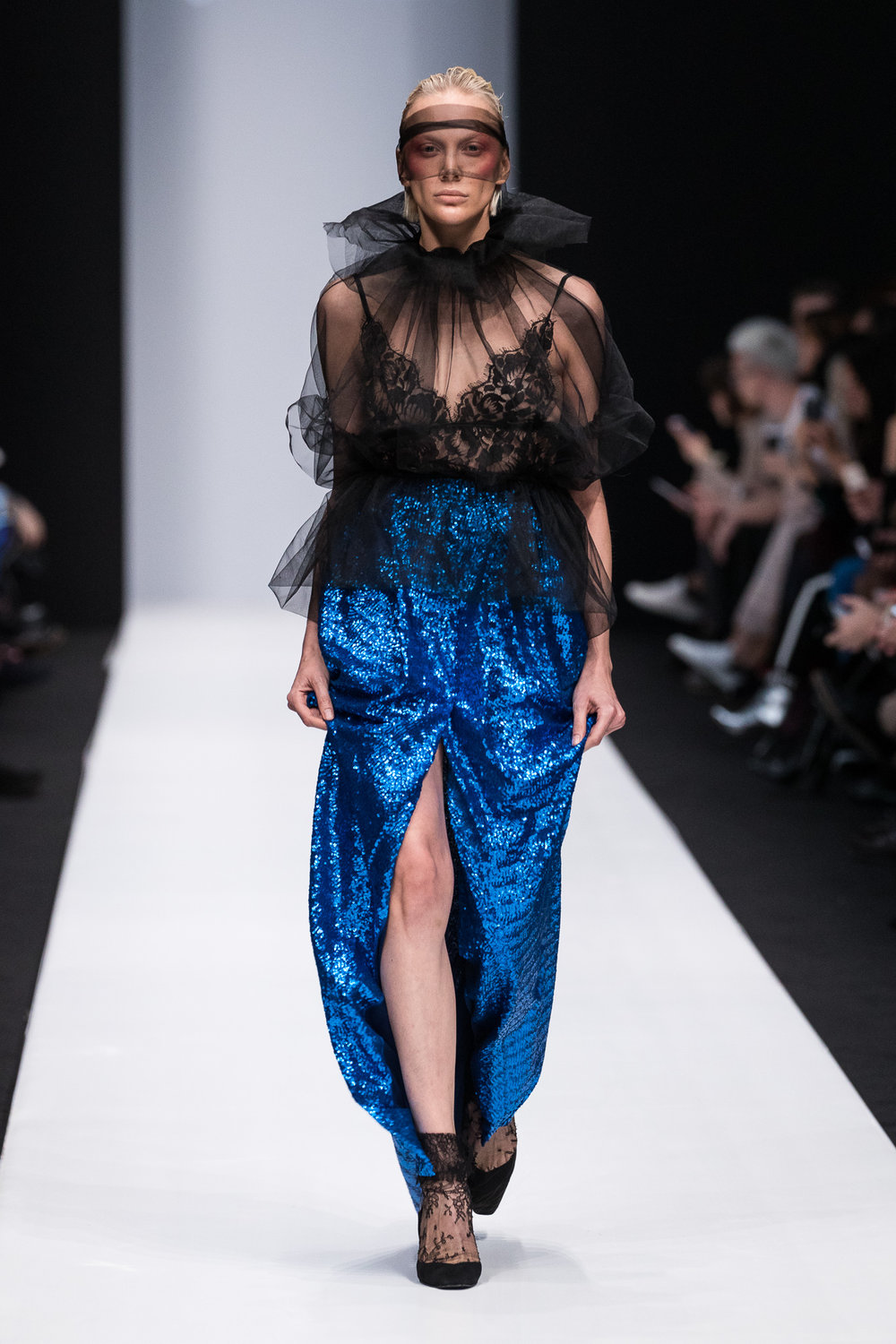 Atelier for Gala Borzova | Mercedes-Benz Fashion Week Russia 201