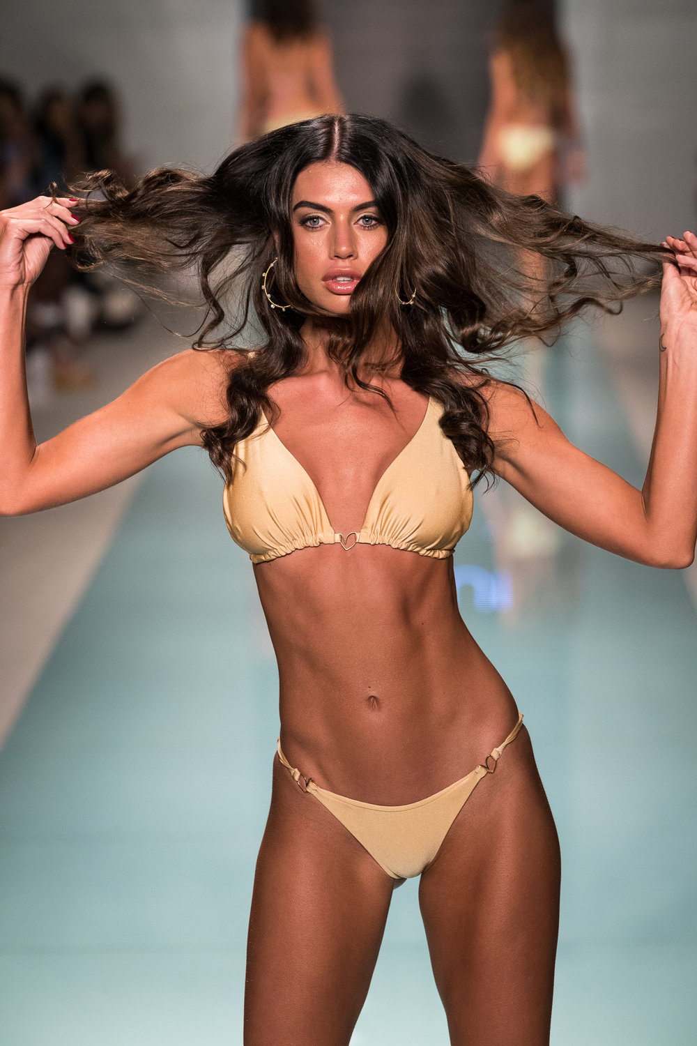 Liliana Montoya | Miami Swim Week 2017