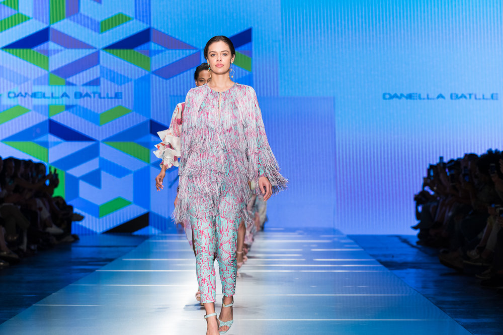 Daniella Batlle | Miami Fashion Week 2018