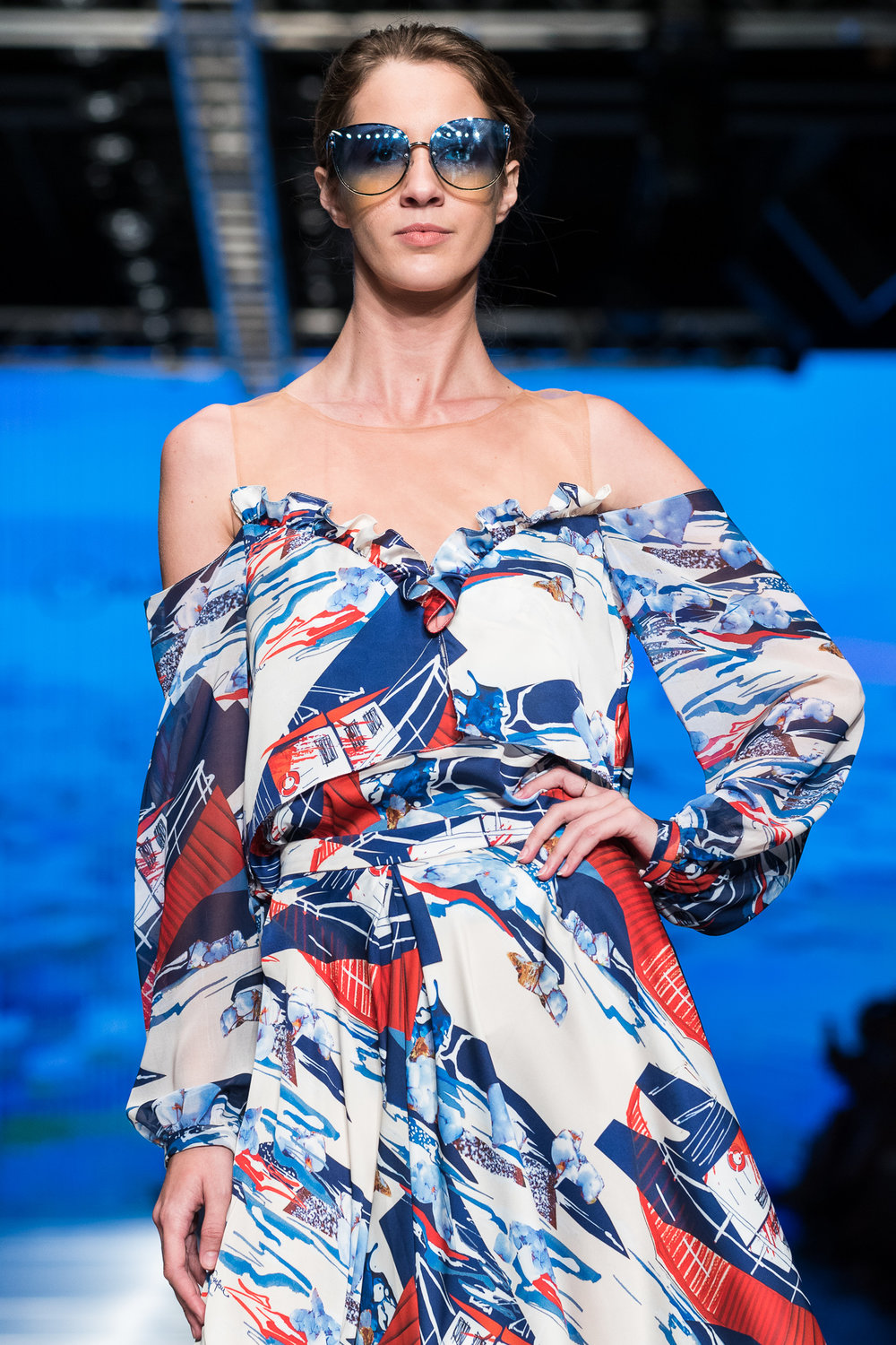 Carolina Estefan | Miami Fashion Week 2018