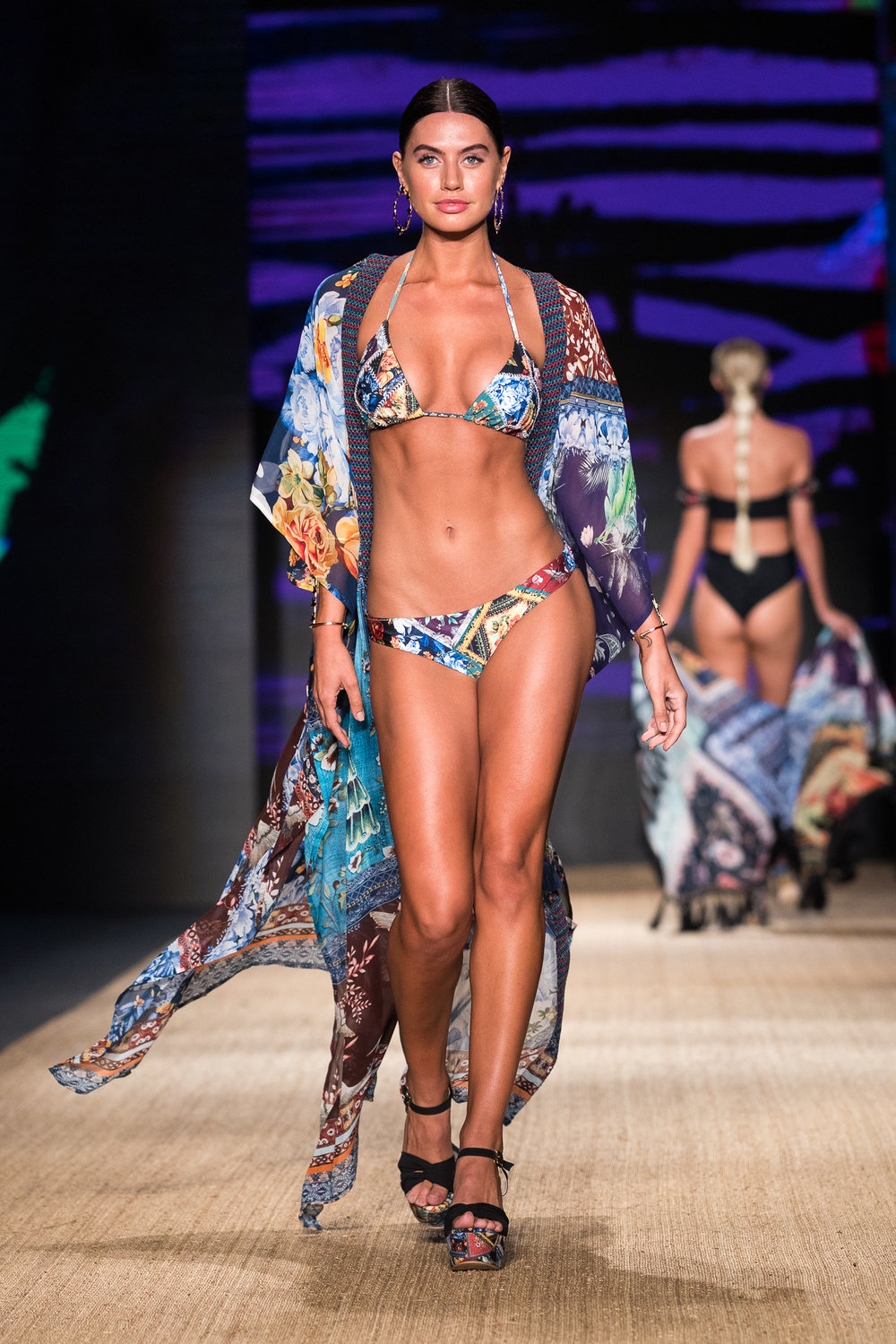 Agua Bendita | Miami Swim Week 2018