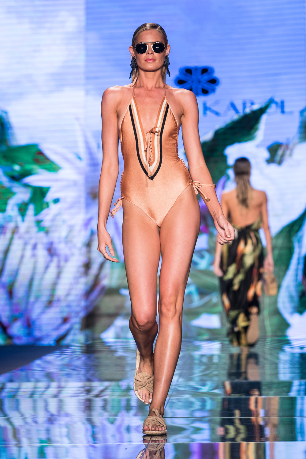 Sinesia Karol | Miami Swim Week 2018