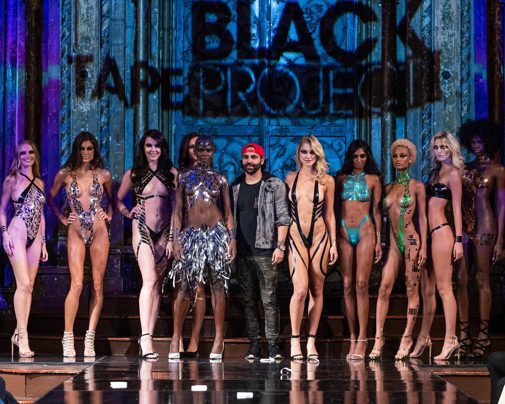 Black Tape Project | New York Fashion Week Spring 2019
