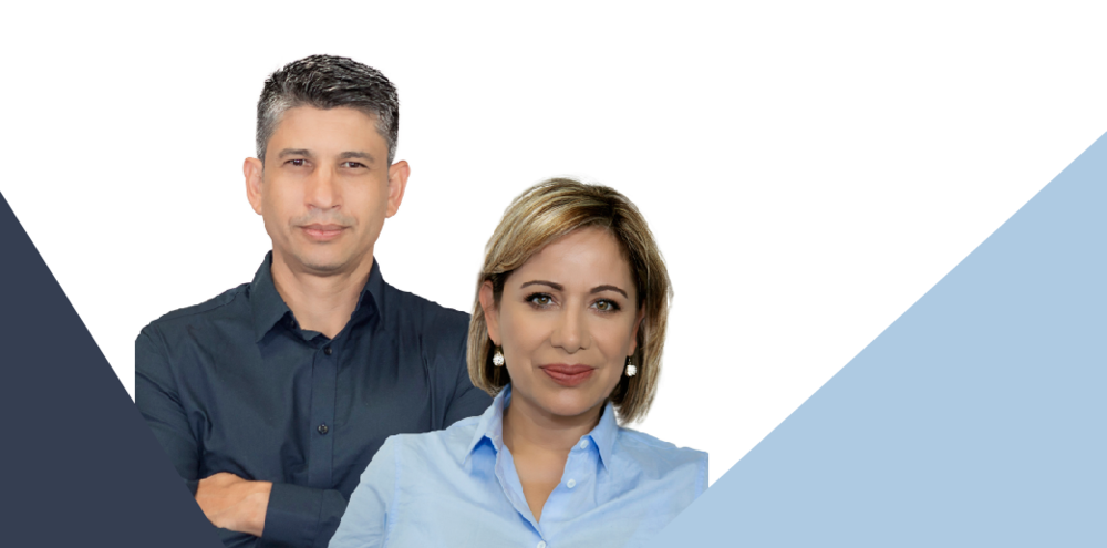 Julian Vargas & Martha Pinzon  Trayectoria y Liderazgo