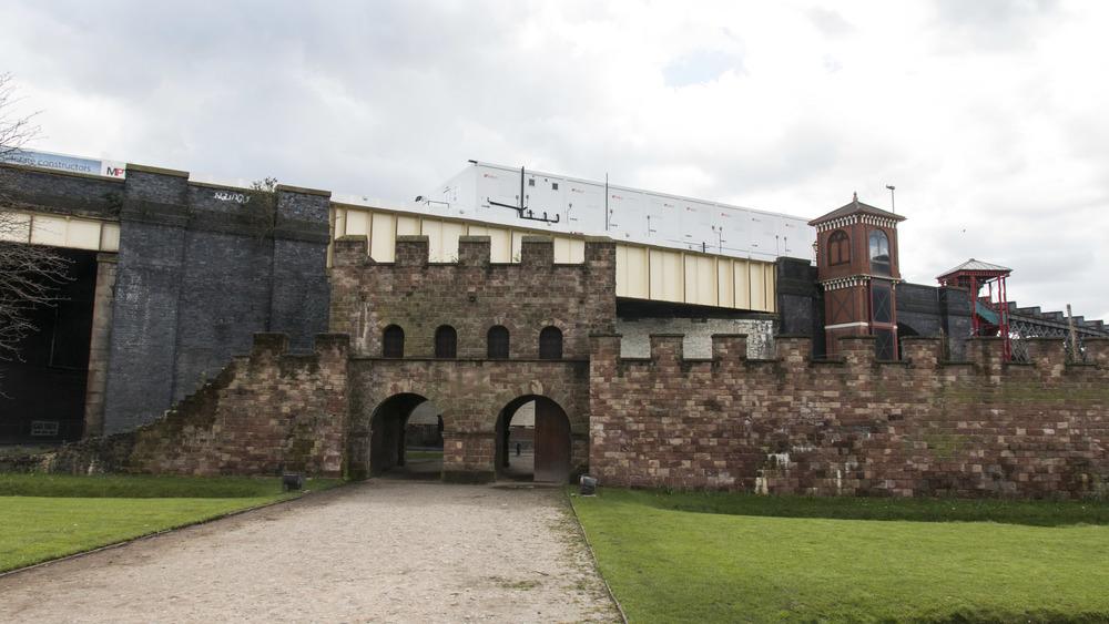 Mancunium , was a fort in the Roman Province of Britannia. Built AD 79
