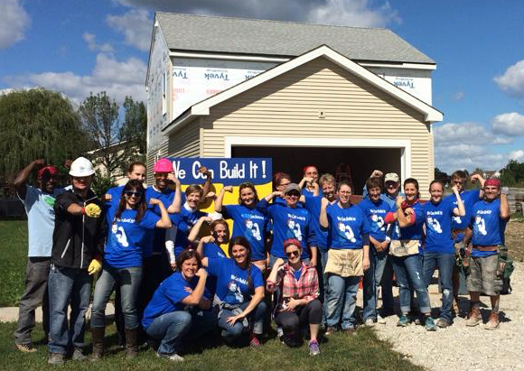 Photo Credit: Dupage Habitat for Humanity