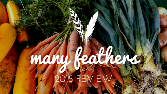 MANY FEATHERS 2015