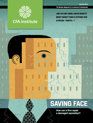 CFA Magazine - How Investment Professionals Balance Work and Life Balance