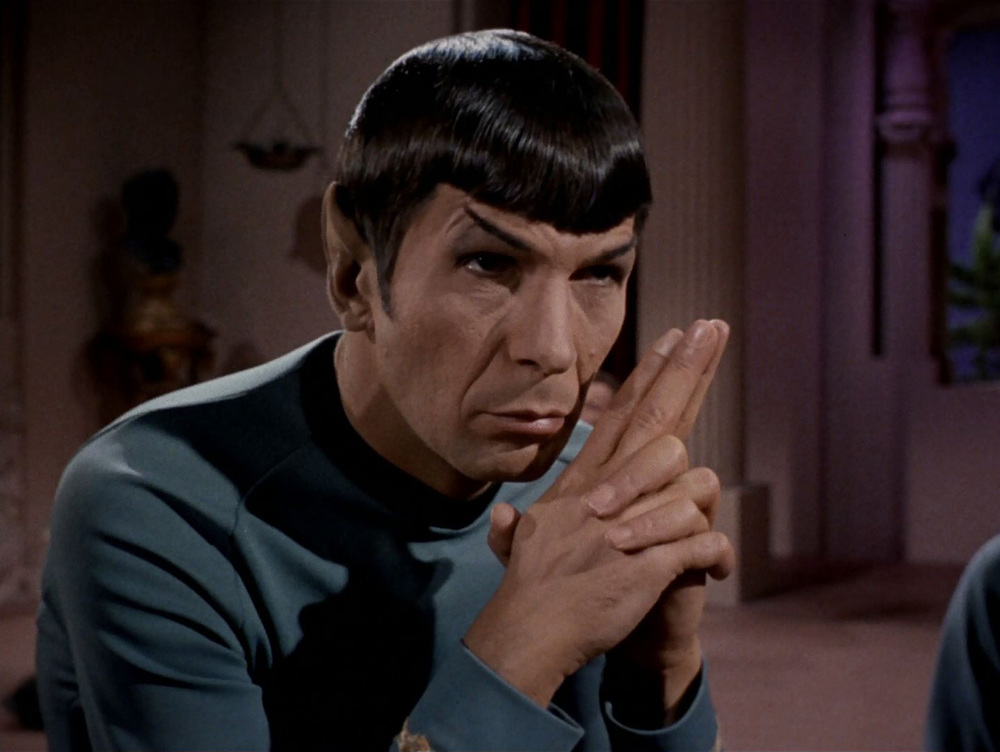 Spock Stoic Financial Advice