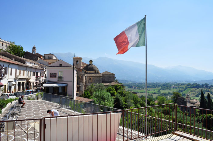 Experience staying in a quaint village in Alvito, Italy!