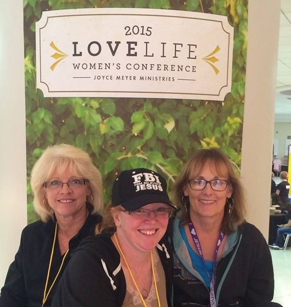 Joyce Meyer Love Life Conference 2015