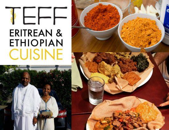Teff ethiopian eritrean restaurant opens in stamford ct bites forumfinder Image collections