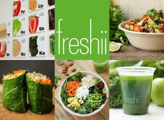 Fairfield gets Freshii! Nutritious Healthy Food For People On The ...
