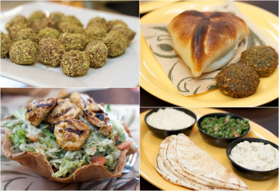 Kibberia Restaurant Brings Middle Eastern Cuisine To