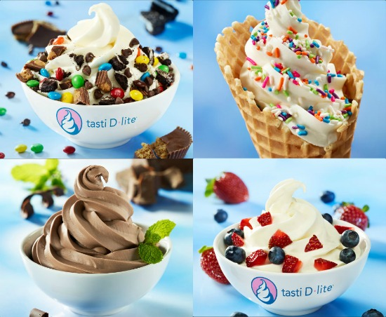Ad Tasti D Lite Healthy Delicious For 20 Years CT Bites